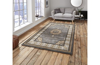 Think Rugs Teppich Heritage 4400 Silber