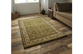 Think Rugs Heritage 993 Green 280 x 380 cm