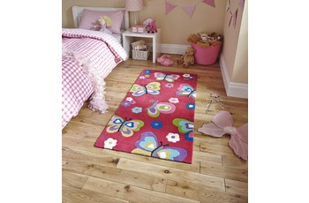 Think Rugs Teppich Hong Kong 5234 Pink