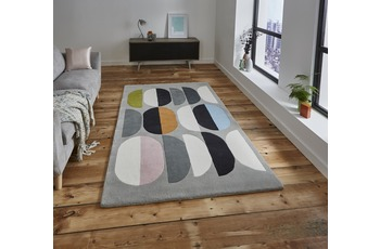 Think Rugs Wollteppich Inaluxe Composition IX06 180 x 270 cm