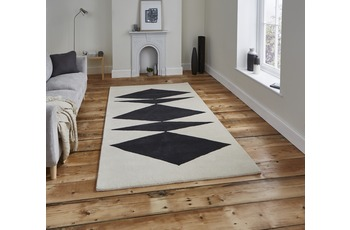 Think Rugs Wollteppich Inaluxe Crystal Palace IX07 180 x 270 cm