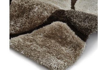 Think Rugs Teppich Noble House NH5858 Beige/ Braun