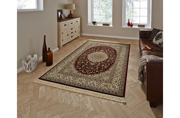 Think Rugs Regal 0227A Red 180 x 270 cm