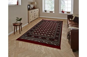 Think Rugs Regal 0636A Red 180 x 270 cm