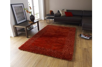 Think Rugs Teppich Sable 2 Burnt Orange