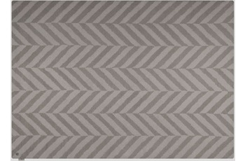 Tom Tailor Country - Zigzag grey 65 x 135 cm