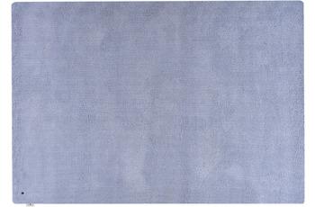 Tom Tailor Teppich Cozy UNI light blue