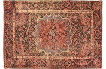 Tom Tailor Teppich Funky Orient Ghom red