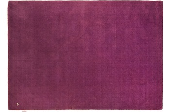 Tom Tailor Teppich Happy Solid, Uni, purple 50cm x 80cm