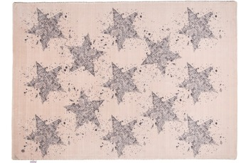 Tom Tailor Teppich Happy, Stars, beige