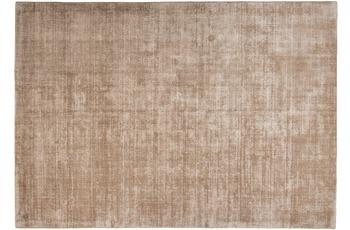 Tom Tailor Viskose-Teppich Shine, uni, braun