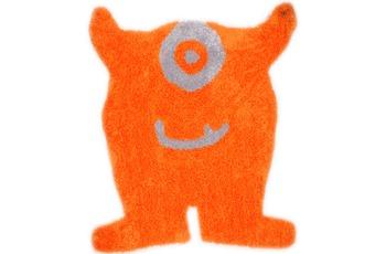 Tom Tailor Teppich Soft, Monster, orange