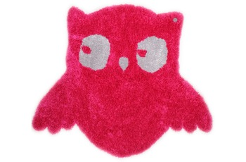 Tom Tailor Teppich Soft, Owl, pink
