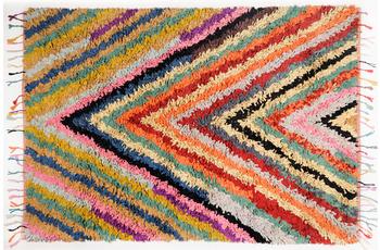 Tom Tailor Teppich Vintage VStripes multicolor