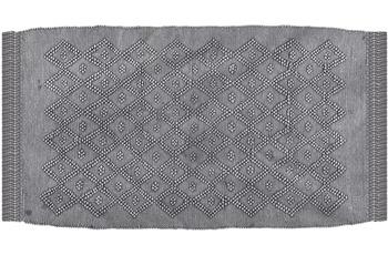 Tom Tailor Teppich Vintage Wash Fring anthracite