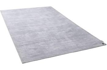 Tom Tailor Viskose-Teppich Shine uni 641 silber