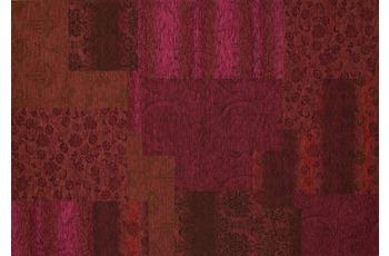 Kelii Patchwork-Teppich Alaska purple 200 cm x 290 cm