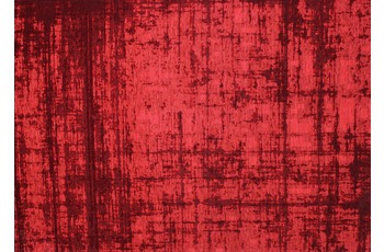 Kelii Vintage-Teppich Barolo rot