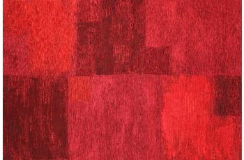Kelii Vintage-Teppich Ontario rot