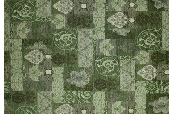 Kelii Patchwork-Teppich Patagonia green