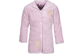 "Vossen Bademantel ""Teddy Kindermantel"" lavender"