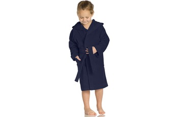 Vossen Velours-Kinderbademantel Texie winternight