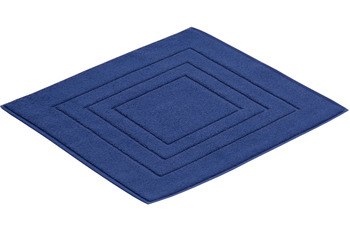 Vossen Badeteppich Feeling reflex blue 67 x 120 cm