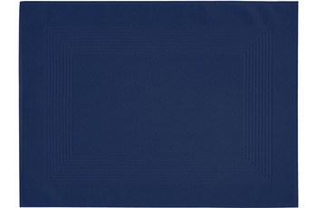 Vossen Badeteppich New Generation marine blau 50 x 70 cm