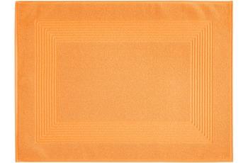 Vossen Badeteppich New Generation nectarin 50 x 70 cm