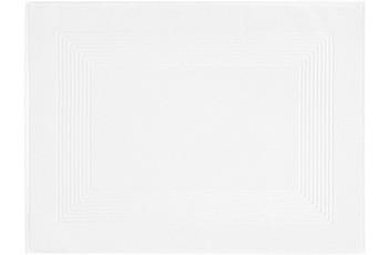 Vossen Badeteppich New Generation weiß 50 x 70 cm