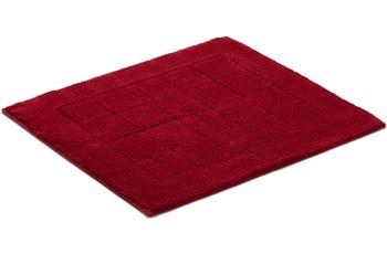 Vossen Badeteppich Exclusive rubin