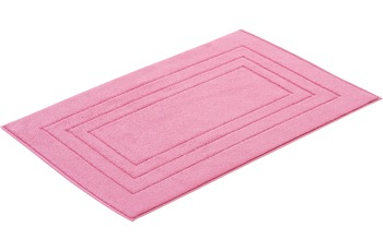 """Vossen Badeteppich """"Vossen Feeling"""" pretty pink 60 x 100 cm"""