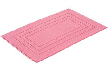 """Vossen Badeteppich """"Vossen Feeling"""" pretty pink 67 x 120 cm"""