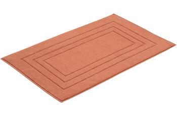 Vossen Badeteppich Vossen Feeling red wood 67 x 120 cm