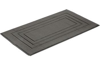 Vossen Badeteppich Feeling slate grey 67 x 120 cm