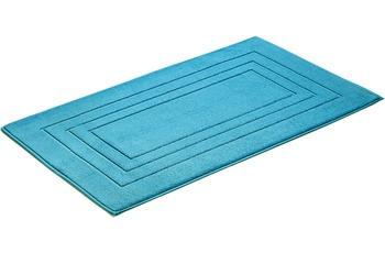 Vossen Badeteppich Feeling turquoise 60 x 100 cm