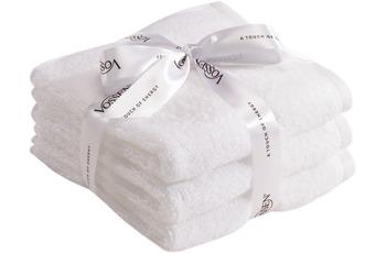 Vossen Frottierserie-Set Smart Towel weiß