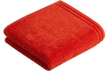 Vossen Frottierserie Calypso Feeling flesh red