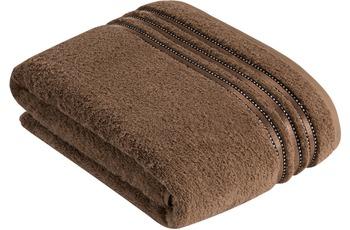 Vossen Handtuch Cult de Luxe nut brown