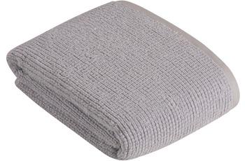 Vossen Handtuch Natureline NOS Wäsche light grey