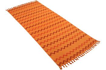 Vossen Strandtuch Neptun electric orange 80x180