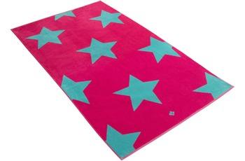 Vossen Strandtuch Sweet Stars prim rose 100 x 180 cm