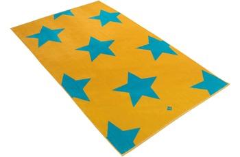 Vossen Strandtuch Sweet Stars safran 100 x 180 cm