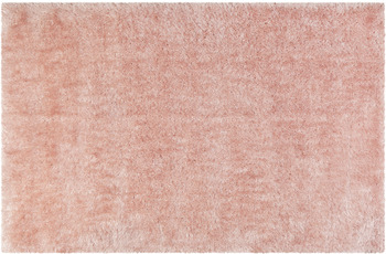 Wecon home Hochflor-Teppich Shiny Touch WH-1411-055 rosa 200x200