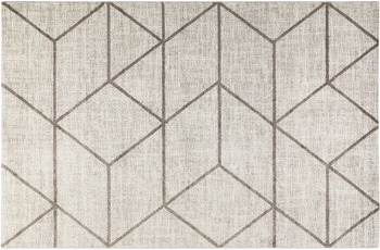 Wecon home Kurzflor-Teppich Bossa Lounge WH-00333-096 taupe