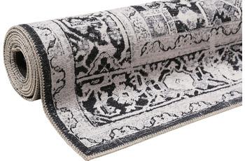Wecon home Kurzflor-Teppich Seelace WH-19090-06 grau