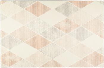 Wecon home Kurzflor-Teppich Velvet Mood WH-22894-655 beige