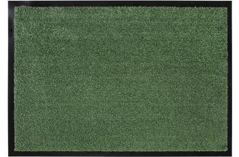 Wohn Idee Fußmatte Erik grün 50x70