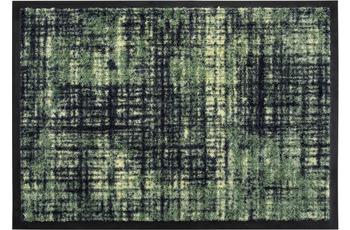 Wohn Idee Fußmatte Malte grün 50x70