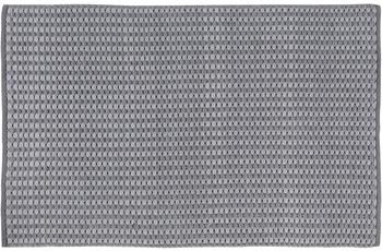 Wohn Idee Handwebteppich Finn, grau 120 cm x 170 cm